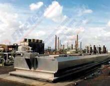 Естественная вентиляция в сфере тяжелой промышленности