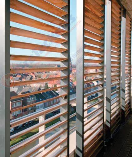 Фасадные и солнцезащитные системы Colt