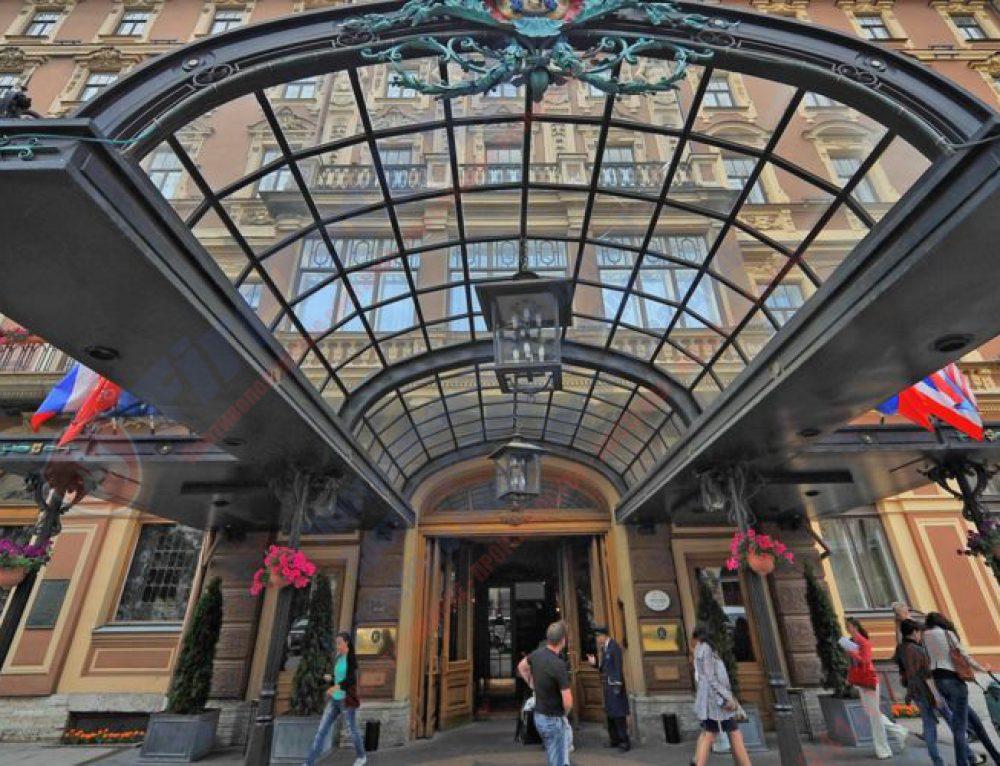 В Петербурге резко увеличился объем ввода складской недвижимости