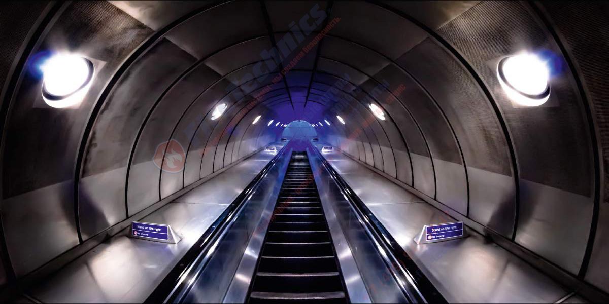 Bim проектирование для метро, FireTechnics